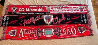 Bufandas Athletic bilbao