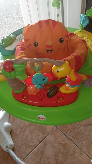 saltador centro de actividad para bebes