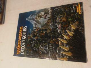 Warhammer Orcos y Goblins 6 edición