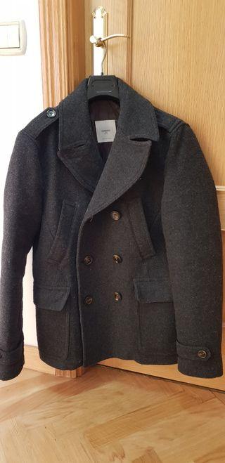 Abrigo chaqueton marinero Mango
