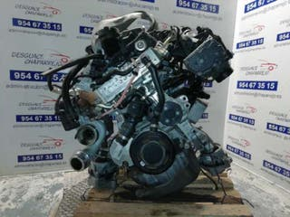 Motor completo Bmw Serie 1 lim. año 2017