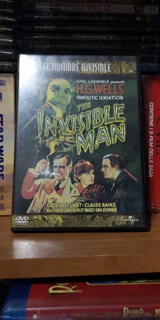 EL NOMBRE INVISIBLE 1933 DVD