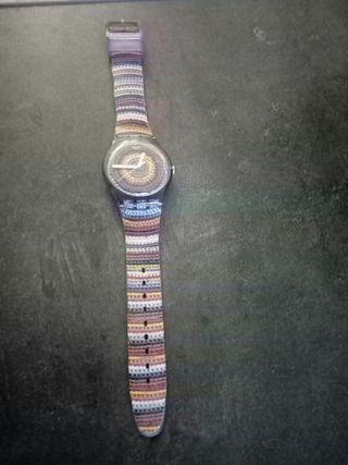 reloj mujer swatch