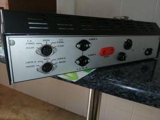 tocadiscos vintage dual con amplison B-102 S