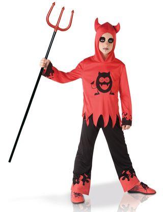 Disfraz niño Halloween diablito