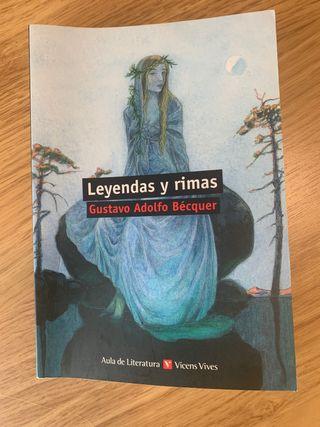 Leyendas y rimas. Gustavo Adolfo Bécquer