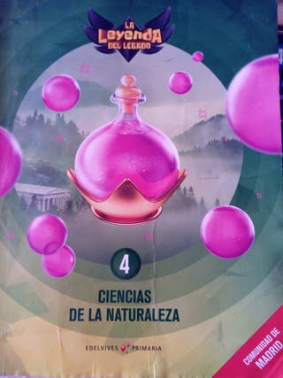 Ciencias de la Naturaleza 4 Primaria