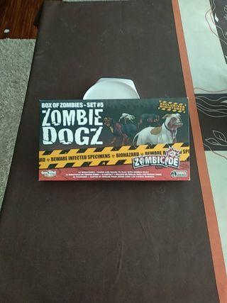 Zombicide Set #5 Zombie Dogz