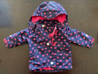 Dos chaquetas bebé niña