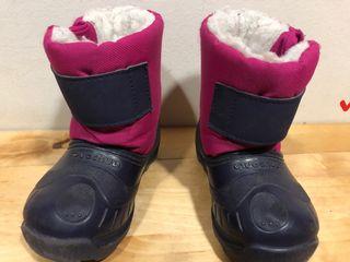 Botas de nieve de niña/niño dectalhon