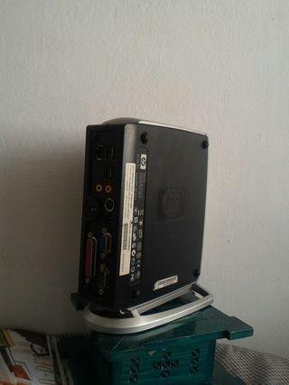mini ordenador hp mini pc