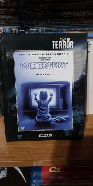 POLTERGEIST DVD EDICIÓN DIGIBOOK