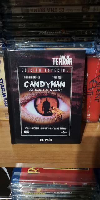 CANDYMAN DVD EDICIÓN DIGIBOOK