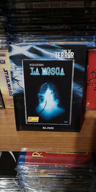 LA MOSCA DVD EDICIÓN DIGIBOOK
