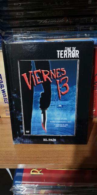 VIERNES 13 DVD EDICIÓN DIGIBOOK