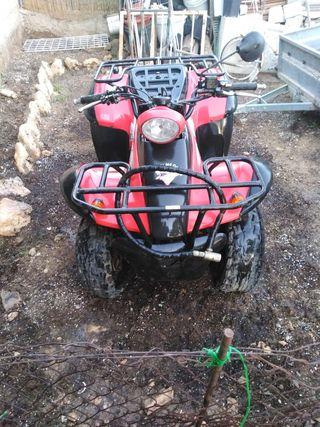 Quad kymco 50cc