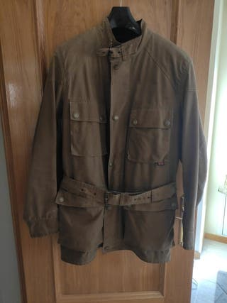 Belstaff Trialmaster color caqui