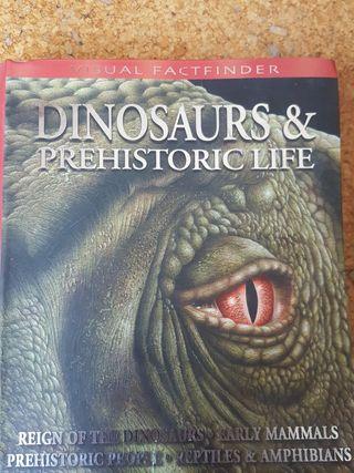 Libro DINOSAURS AND PREHISTORIC LIFE