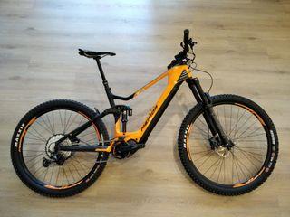Bicicleta eléctrica MERIDA eONE-SIXTY 8000 2021