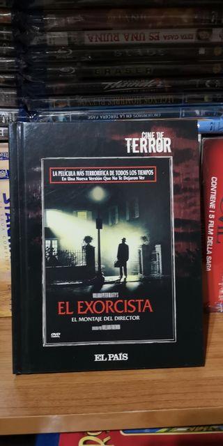 EL EXORCISTA DVD DIGIBOOK