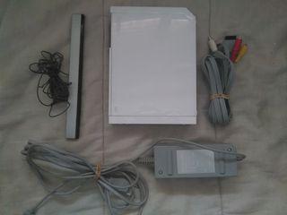 Consola Nintendo WII + Juegos