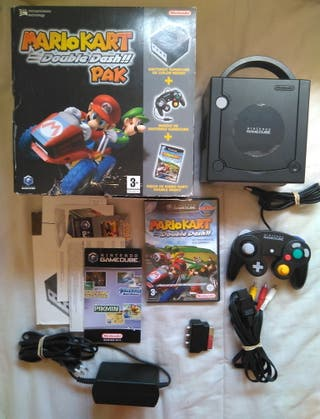 Consola Nintendo Gamecube Double Dash Pak