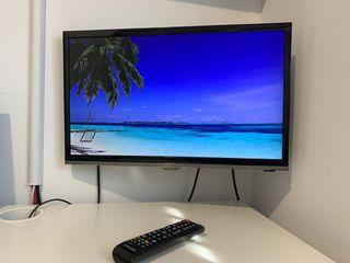 Televisión Samsung Smart Tv 22