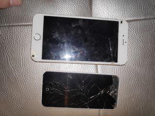 iPhones para piezas