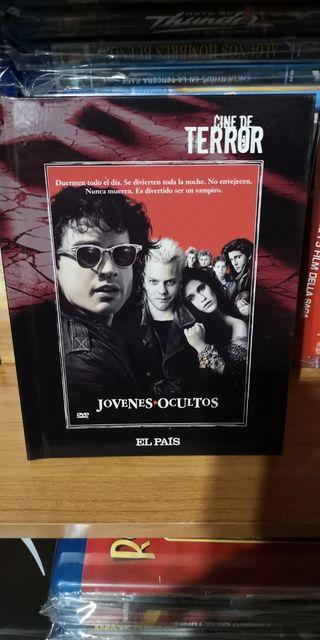 JOVENES OCULTOS DVD EDICIÓN DIGIBOOK
