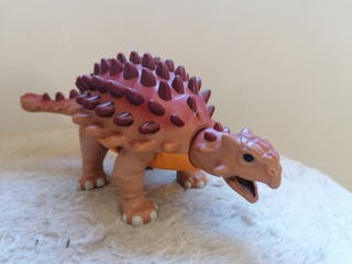 Ankylosaurus Playmobil