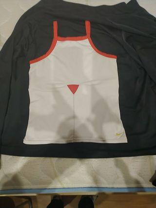 Camiseta tirantes deporte nike