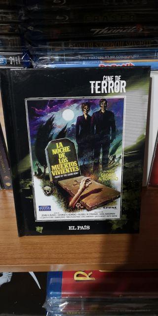 LA NOCHE DE LOS MUERTOS VIVIENTES DVD DIGIBOOK
