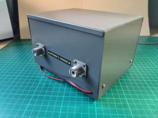 Vendo acoplador-vatÍmetro zetagi HP 1000