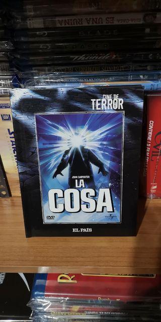 LA COSA DVD EDICIÓN DIGIBOOK