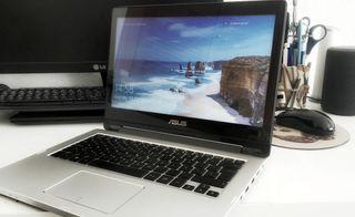 Portátil ASUS Táctil - intel i5 - 4GB RAM - 500GB