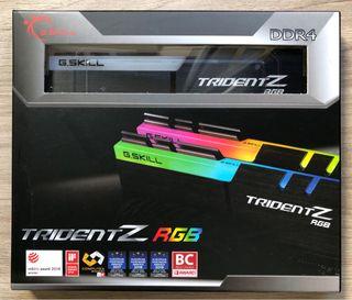 Memoria RAM G-Skill Trident Z RGB DDR4 16Gb 3200