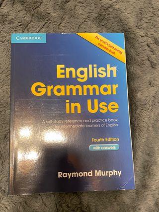 libro de aprendizaje de Ingles
