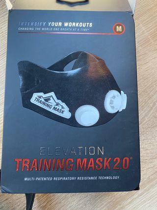 Se vende máscara Training Mask 2.0