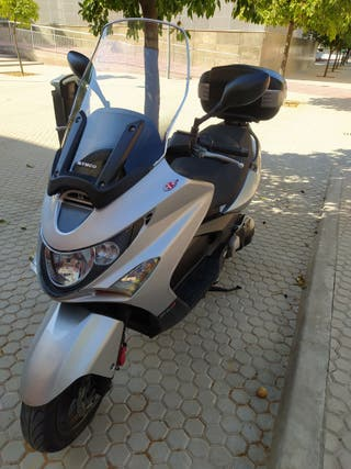 Kymco X-Citing 500R ABS.