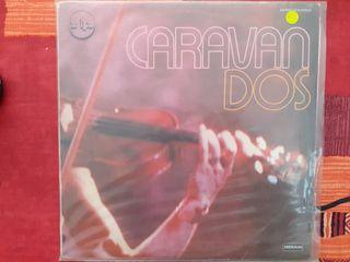 DISCO DOBLE DE VINILO - CARAVAN , ROCK PROGESIVO