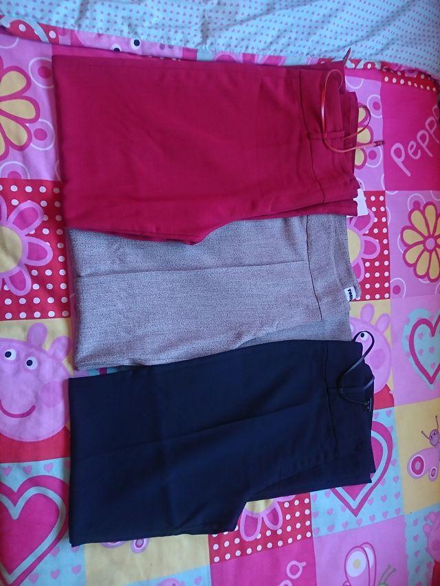 lote pantalones mujer