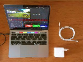 Macbook pro 13 i5 2,3 4núcleos 16Gb Ram touchbar