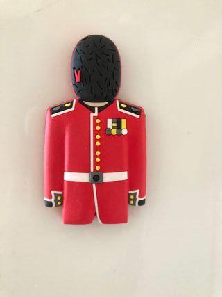 Imán nevera Guardia Coldstream Guard Londres