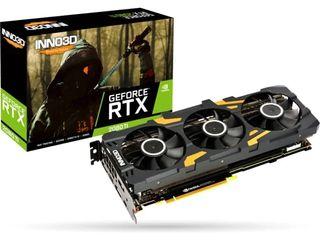 Tarjeta Gráfica Nvidia INNO3D GeForce RTX 2080 Ti