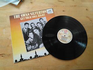 Disco Vinilo The Swan Silvertones Get your soul