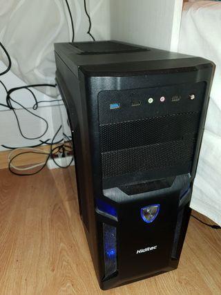PC GAMING I7 4770K 750TI