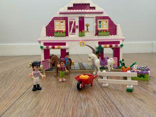 Lego Friends Establo