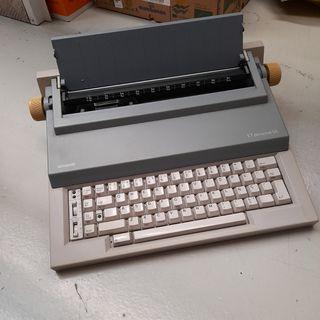 Máquina de escribir electronica