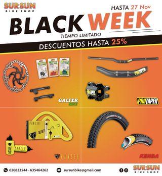 Black week MTB / E- Bikes / Enduro / DH