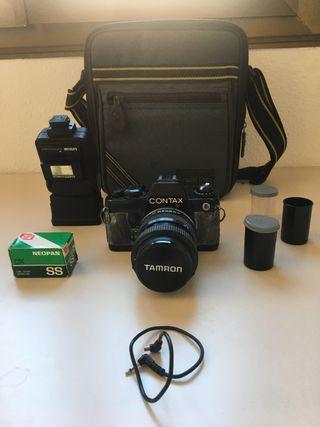 Pack cámara Contax